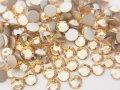 スワロフスキー クリスタルゴールデンシャドー SS12  50粒 粒別販売 #2088 #2058  SWAROVSKI
