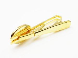 画像2: 振り込み限定20%オフ【高品質日本製 10セット予約販売】No.63 ネクタイピン ゴールド ミール皿 土台 18×13mm