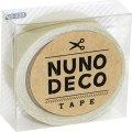 (KA15-220) ヌノデコテープ 【ハーブ】 幅1.5cm 布デコ 名前テープ ハンドメイド 手芸 ネーム 布製 布マスキングテープ