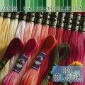 (dmc25-12) 【緑・黄緑系3】刺繍 刺しゅう糸 DMC 25番糸 豊富なカラーバリエーション クロスステッチ 手芸 クラフト