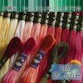 (dmc25-11) 【緑・黄緑系2】刺繍 刺しゅう糸 DMC 25番糸 豊富なカラーバリエーション クロスステッチ 手芸 クラフト