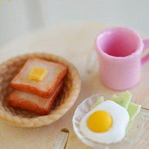 画像4: 【お振込み限定20%OFF】(S964)シリコンモールド キッチン雑貨 目玉焼き 卵料理 エッグ 2種類×各6サイズ 立体型 レジン専用