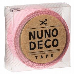 画像1: (KA11-864) ヌノデコテープ 【さくらのはな】 幅1.5cm 布デコ 名前テープ ハンドメイド 手芸 ネーム 布製 布マスキングテープ