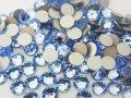 【プチプラスワロ】150円スワロ ライトサファイア スワロフスキー 各種サイズ #2000 #2028 #2058 #2088 SWAROVSKI ラインストーン